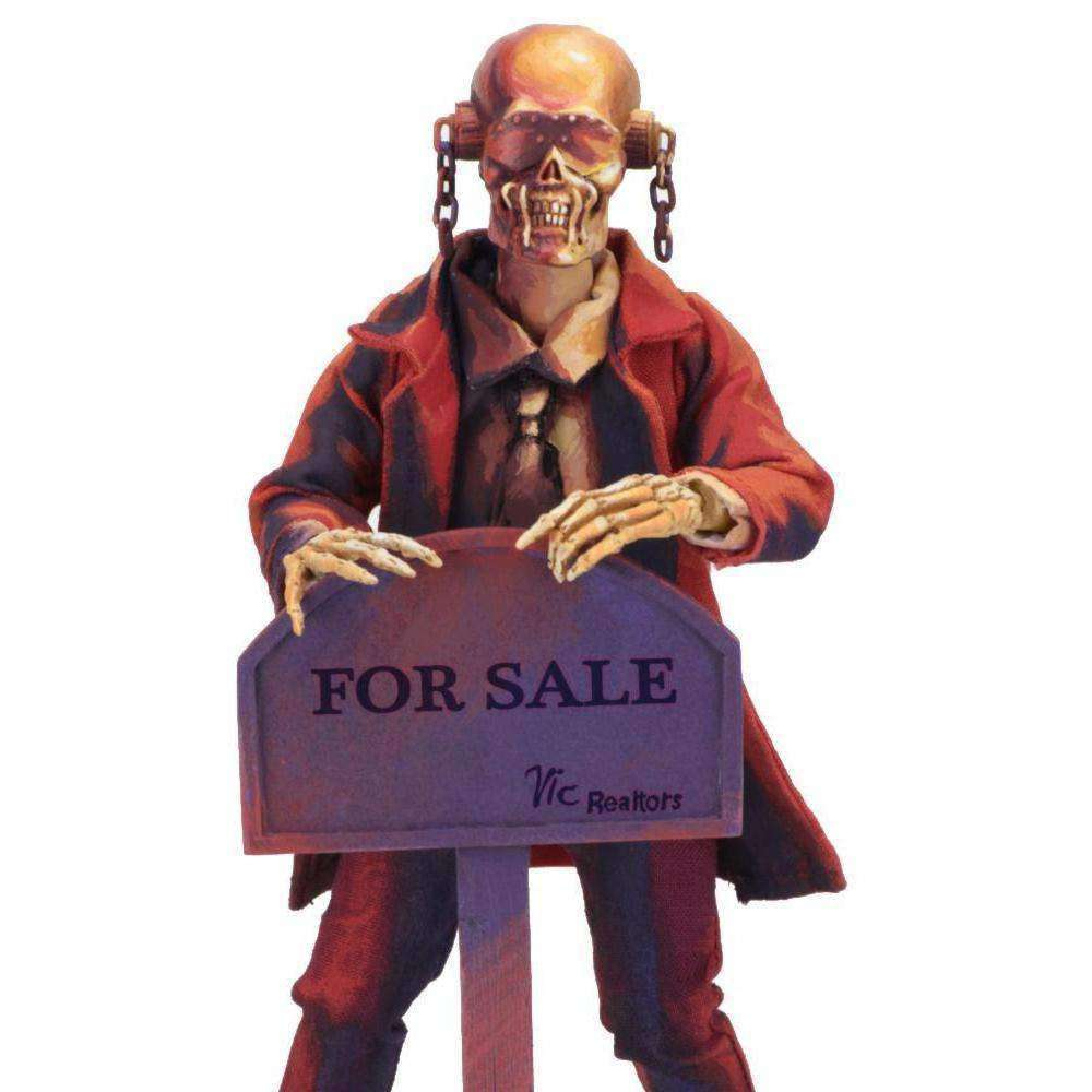 "Megadeath - 8"" Vic Rattlehead Clothed Figure - Peace Sells... but Who's Buying?"