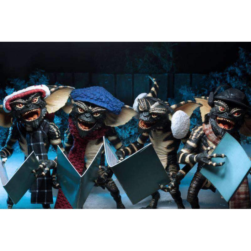 Gremlins Christmas Carol Winter Scene 2-Pack