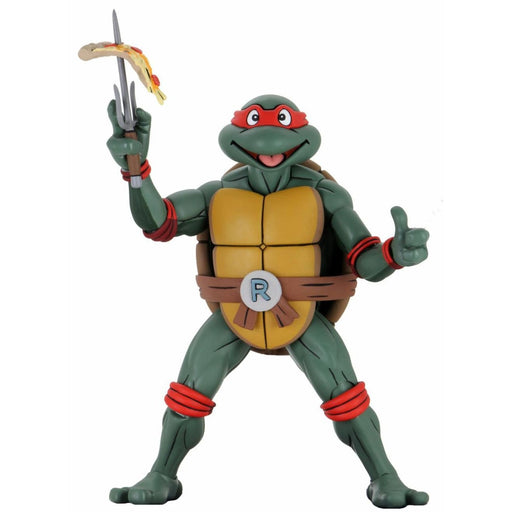 Teenage Mutant Ninja Turtles (Cartoon) – ¼ Scale Action Figure – Super Size Raphael - JANUARY 2021