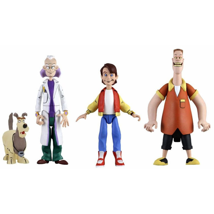 "Back to the Future – 6"" Scale Action Figure –Toony Classics Assortment - AUGUST 2020"