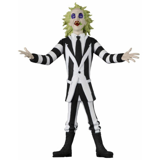 "Toony Terrors 6"" Scale Action Figure Series 4 - Beetlejuice - JULY 2020"
