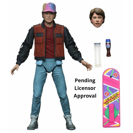 "Back to the Future 2 – 7"" Scale Action Figure – Ultimate Marty - SEPTEMBER 2020"