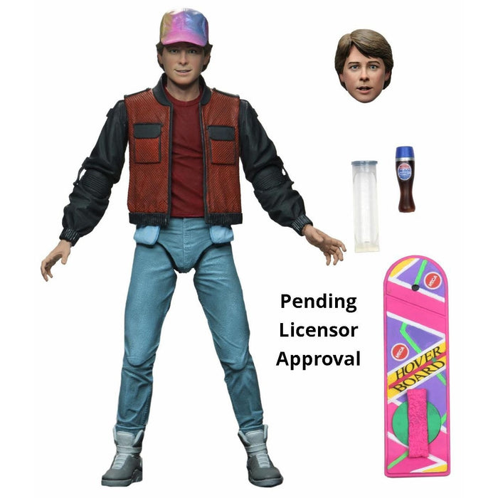 "Back to the Future 2 – 7"" Scale Action Figure – Ultimate Marty - Q4 2020"