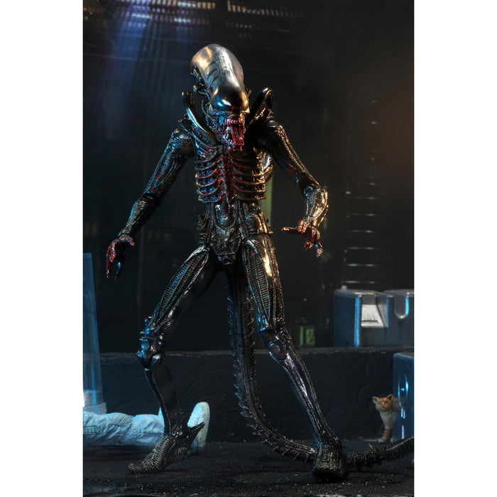 "Alien – 7"" Scale Action Figure – 40th Anniversary - Big Chap (Bloody Variant) - JULY 2020"