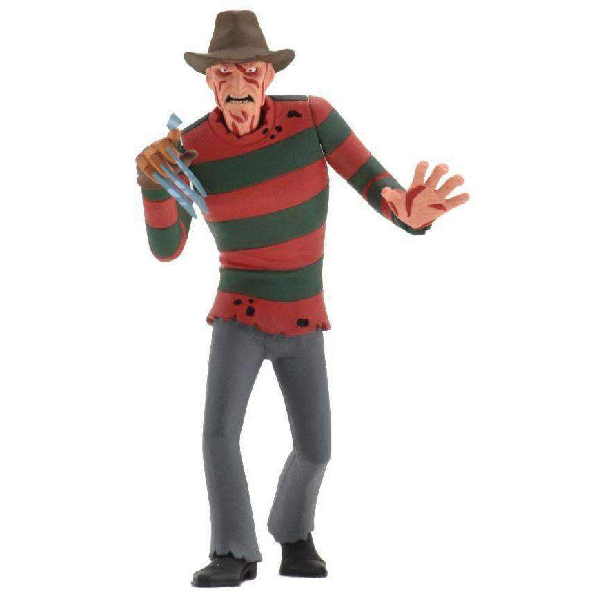 "Toony Terrors - 6"" Scale Action Figure - Freddy (A Nightmare on Elm Street)"