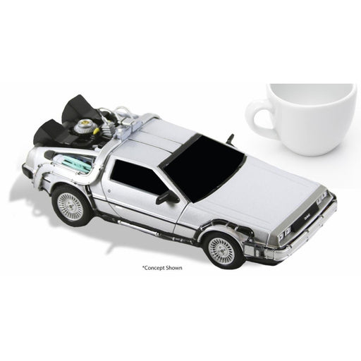 "Back to the Future – 6"" Diecast Vehicle – Time Machine - SEPTEMBER 2020"