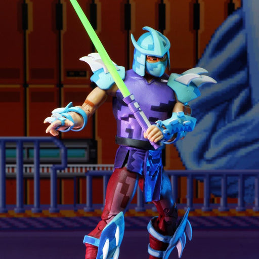 TMNT Turtles in Time Series 2 - Super Shredder