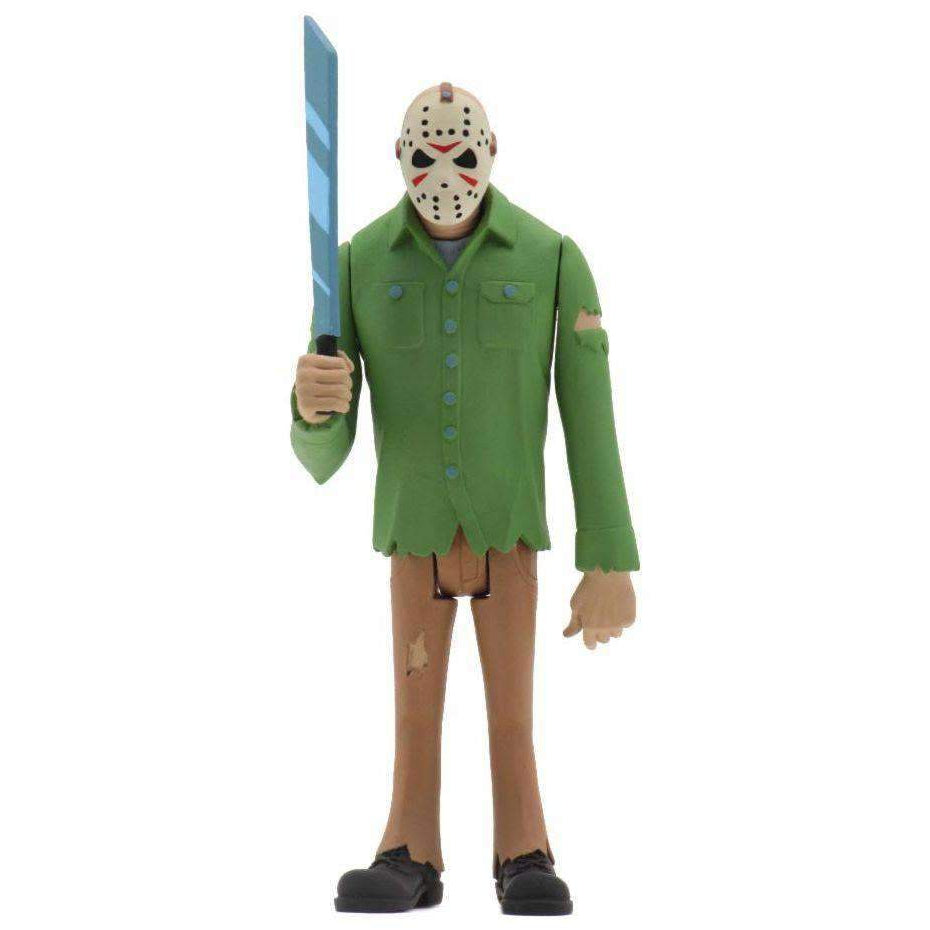 "Toony Terrors - 6"" Scale Action Figure - Jason (Friday the 13th) - Q3 2019"