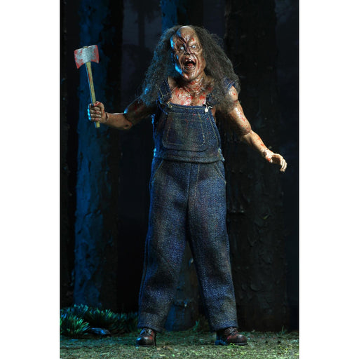 "Hatchet – 8"" Clothed Action Figure – Victor Crowley - AUGUST 2020"