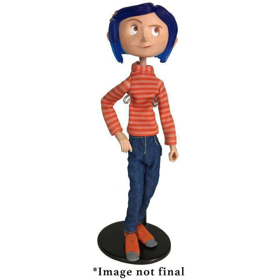 Coraline - Articulated Figure - Coraline in Striped Shirt and Jeans - Q4 2018