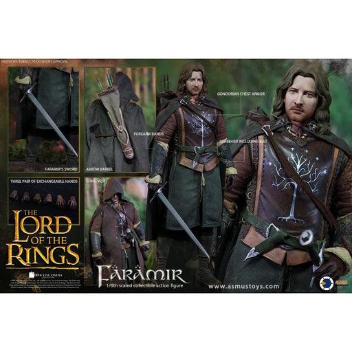 Asmus Toys The Lord Of The Ring Series: Faramir - Q3 2020