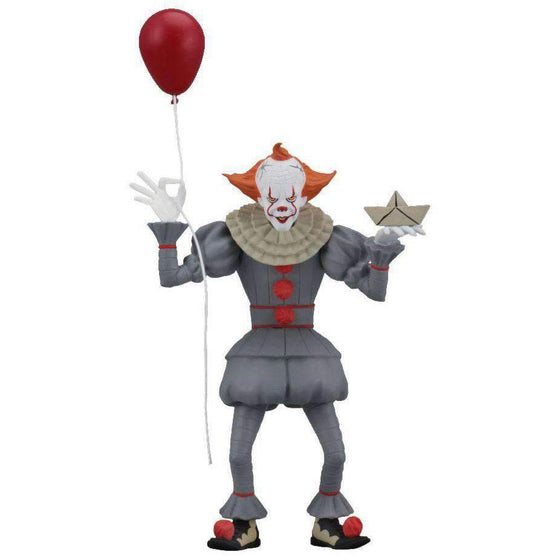 "Toony Terrors - 6"" Scale Action Figure - Pennywise (IT 2018 movie) - Q3 2019"
