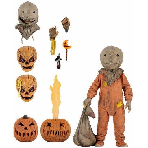 "Trick R Treat 7"" Scale Ultimate Sam Action Figure"