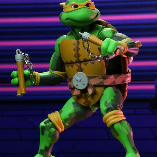 TMNT Turtles in Time Series 2 - Michelangelo (DAMAGED BOX)