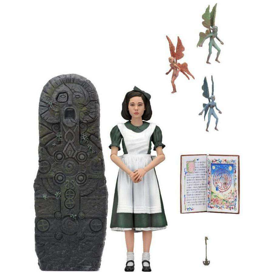"Guillermo Del Toro Signature Collection - 7"" Scale Action Figure - Ofelia (Pan's Labyrinth)"