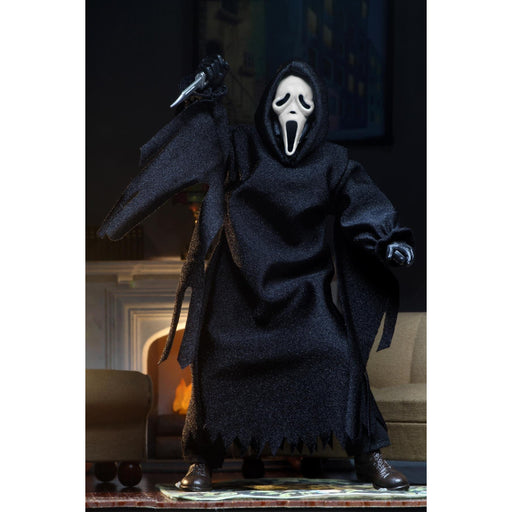 "Ghostface – 8"" Clothed Action Figure – Ghostface (Updated) - JULY 2020"