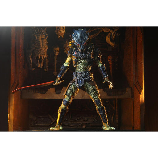 "Predator 2 - 7"" Scale Action Figure - Ultimate Armored Lost Predator- JULY 2020"