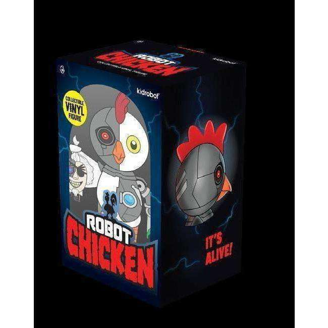Adult Swim Robot Chicken Medium Figure - FALL 2018
