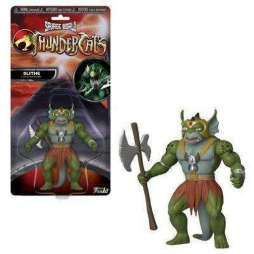 Thundercats Savage World - Slithe