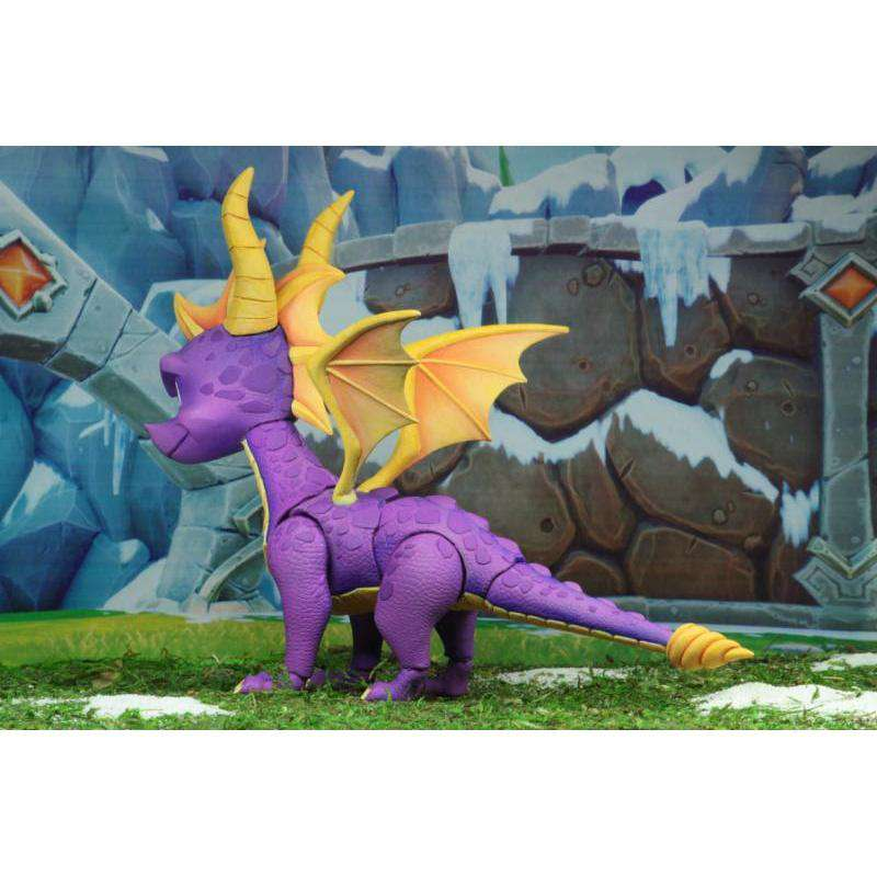 "Spyro – 7"" Scale Action Figure – Spyro the Dragon"
