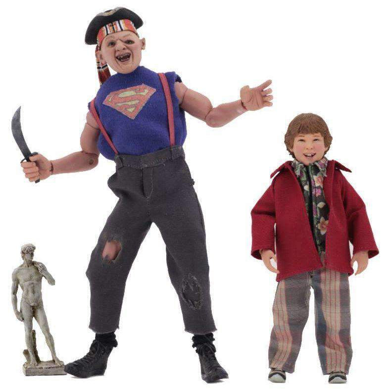 "Goonies - 8"" Clothed Action Figures - Sloth & Chunk 2 Pack - Q3 2019"