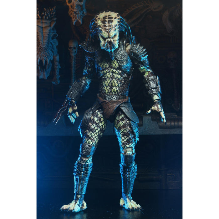 "Predator 2 - 7"" Scale Action Figure - Ultimate Scout Predator - AUGUST 2020"