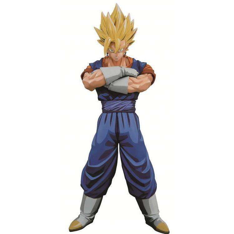 Dragon Ball Z: Master Stars Piece Manga Dimensions - Vegito Figure - By Banpresto - PRE-ORDER SHIPS FEBRUARY 2018