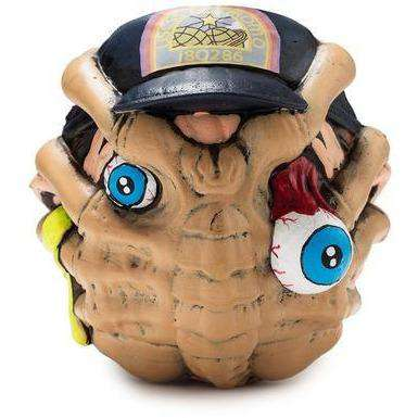 Alien Facehugger Madballs Foam Horroballs By Kidrobot