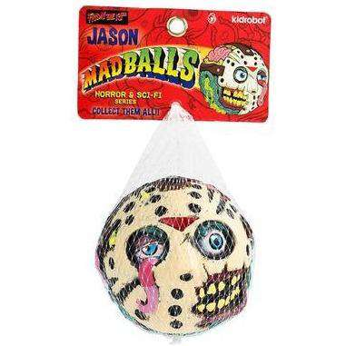 Jason Voorhees Madballs Foam Horroballs By Kidrobot
