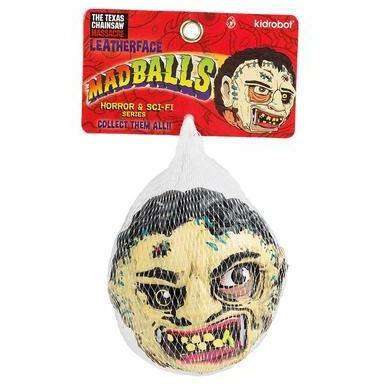 Leatherface Madballs Foam Horroballs By Kidrobot