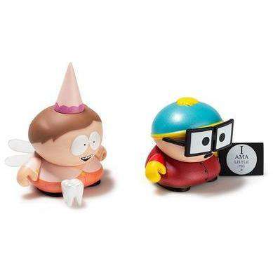 South Park Toothfairy and Piggy Cartman Mini Figure 2-PACK
