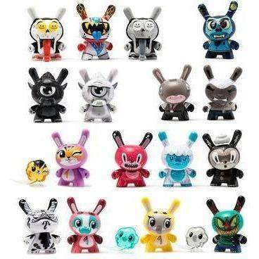 The Wild Ones Blind Box Dunny Mini Series - Complete Case of 24