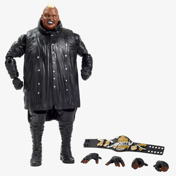 WWE Elite Collection Series 77 - Viscera 1999 - JULY 2020