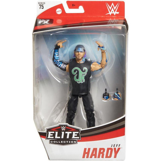 WWE Elite Collection Series 75 - Jeff Hardy