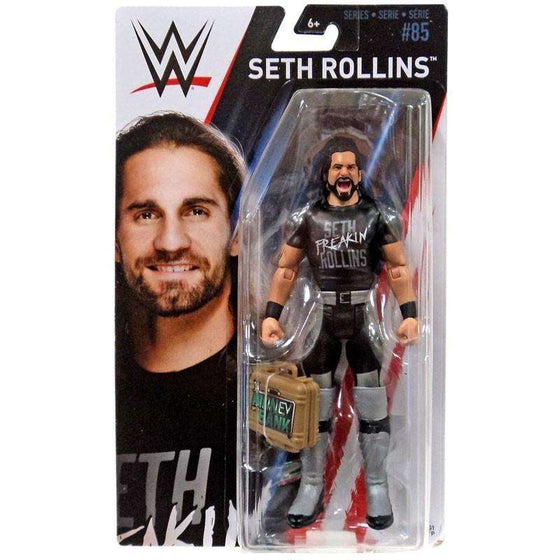 WWE Basic Series 85 - Money in the Bank - Seth Rollins