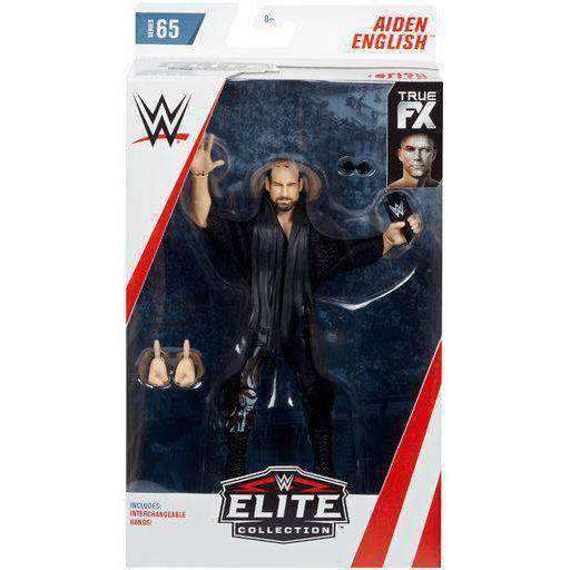WWE Wrestling Elite Series 65 - Aiden English Action Figure
