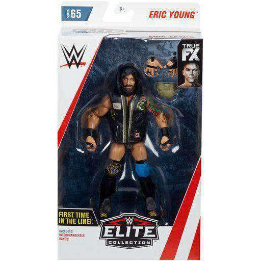 WWE Wrestling Elite Series 65 - Eric Young Action Figure