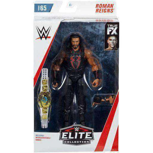 WWE Wrestling Elite Series 65 - Roman Reigns Action Figure - MAY 2019