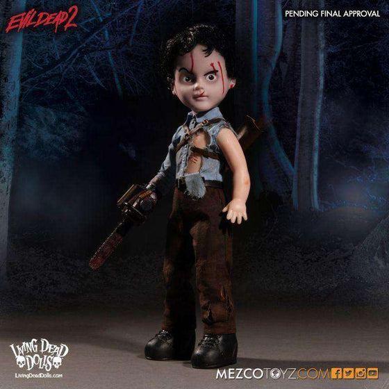 Living Dead Dolls Presents: Evil Dead 2 Ash