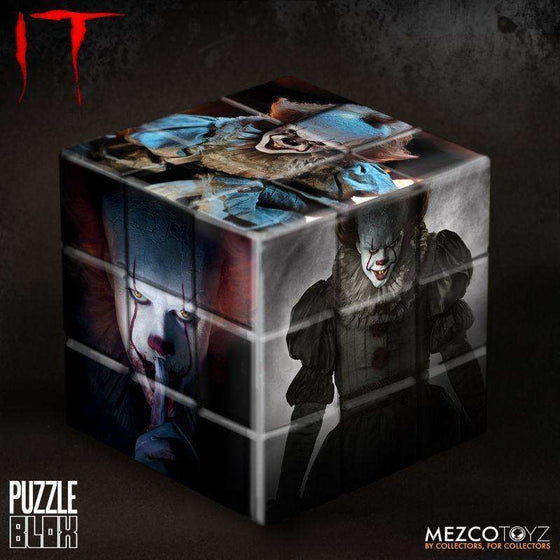 IT (2017): Pennywise Puzzle Blox - NOVEMBER 2018