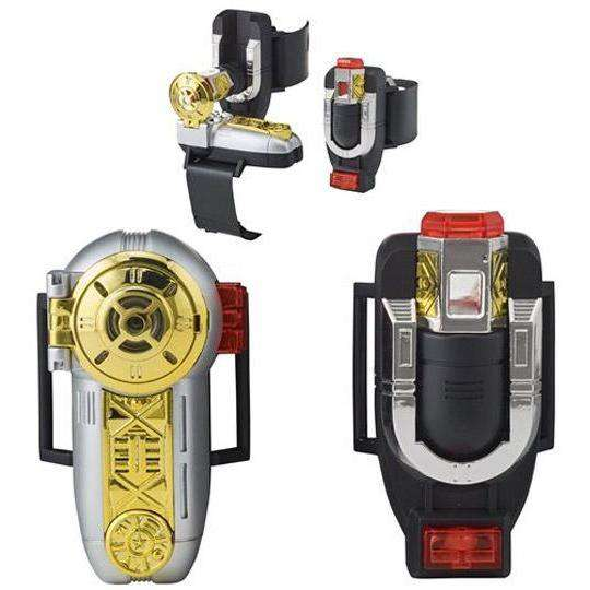 Power Rangers Zeo Legacy Zeonizer Prop Replica - By Bandai America - PRE-ORDER SHIPS FEBRUARY 2018