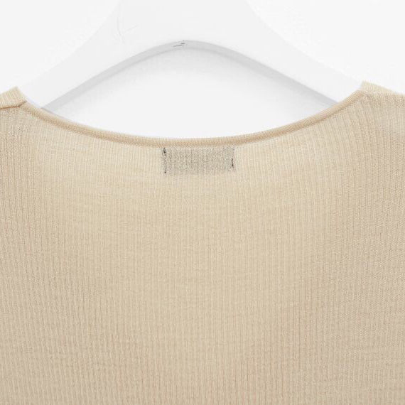 PREMIUM WOOL KNIT TOP - 5 COLORS