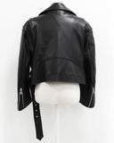 SWING LEATHER JACKET