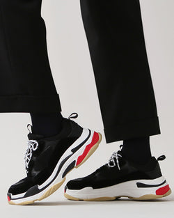 PLATFORM SNEAKERS - 4 COLORS