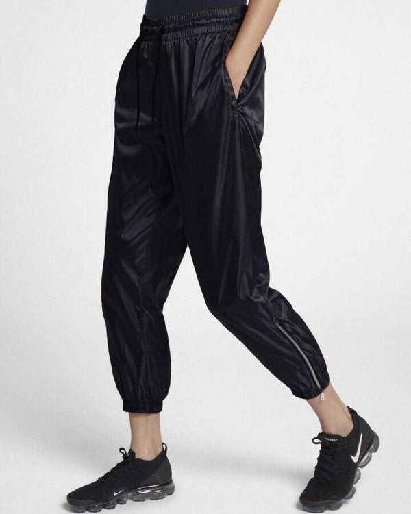 SATIN JOGGER PANTS - 3 COLORS