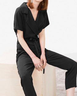 MINIMAL JUMPSUIT - 2 COLORS
