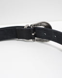 ANTIQUED BALMANIA BELT