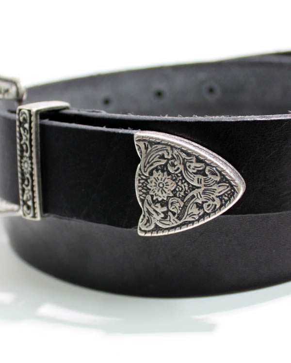 ANTIQUED WESTERN BELT