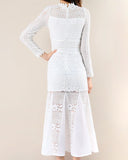 TEMPERLY LACE DRESS