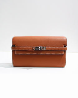 BUCKLED WOC CLUTCH